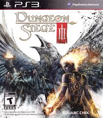 dungeon siege 3 ps3 dungeon siege iii 2011 playstation 3 box cover mobygames