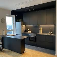 ikea küchenschrank schwarz ebay kleinanzeigen