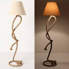 Crate And Barrel Castillo Floor Lamp by This Old Fashioned Floor Lamp 468 Has A Round Metal Shade That