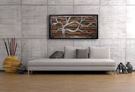 Rustic Wood Wall Art Large For Canvas Home Pertaining To