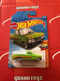 100 72 Chevy Trucks Custom Luv 30 Hot 2019 Hot Wheels EBay