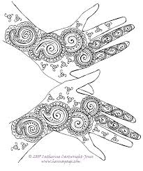 70 Best Ethnic Adult Colouring Images On Pinterest