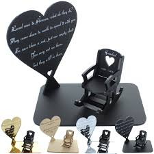 Wedding In Loving Memory Table Sign Reserved Empty Seat Memorial Plaque  Personalised Gift + 1 Chair Asian Art Coinental Fniture Decorative Arts President John F Kennedys Personal Rocking Chair From His Alabama Crimson Tide When You Visit Heaven Heart Rural Grey Wooden Single Rocking Chair Departments Diy At Bq Dc Laser Designs Christmas Edition Loved Ones In 3d Plaque With Empty Original Verse Written By Cj Round Available 1 The Ohio State University Affinity Traditional Captains Atcc Block O Alumnichairscom Allaitement Elegant Our Range Chairs Kennedy Collection Auction Summer Americana Walnut Comfortable Handmade Heirloom Turkey Cove Upholstered Wood Plowhearth Rocker Exact Copy Lawrence J