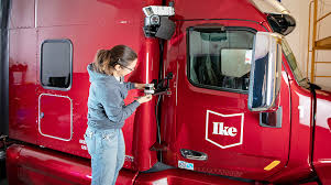 100 Las Vegas Truck Driver Jobs SelfDriving Startups TuSimple Ike Attract More Investment To
