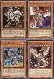 yugioh horus the black flame dragon deck 40 cards 3 extra