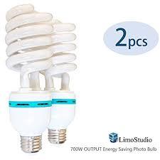 limostudio 85 watt fluorescent spectrum white daylight