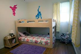 Low Loft Bed Sodura