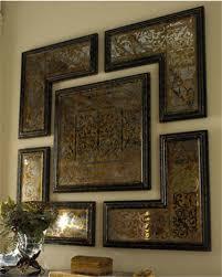 Wall Art Designs Set 5 Piece Mirrored Sets Framed