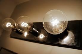 bathroom bathroom fluorescent light bulb wonderful on throughout