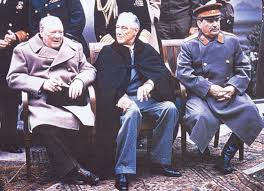 Winston Churchill Iron Curtain Speech Video by Rafe Heydel Mankoo The Toothless Lion Winston Churchill And The