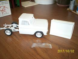 Monogram Revell Vintage '64? Chevy Truck Parts [263281817017] $14.99 ...