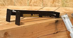 hanger buddy joist hanger tool