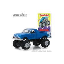 100 Kids Monster Trucks Greenlight Garbage Pail Series 1 1995 Modified Truck