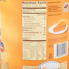 Libby Pumpkin Cookies Gluten Free by Libby U0027s 100 Pure Canned Pumpkin 10 Can