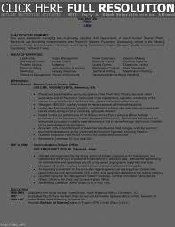 Safety Coordinator Resume Sample Marketing And Sales Samples Download Jd
