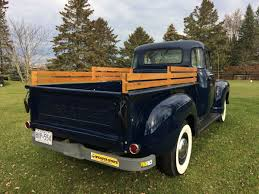 Eye Candy: 1954 Chevrolet ¾-ton Pickup | The Star 1951 Studebaker 2r5 Pickup Fantomworks 1954 3r Pick Up Small Block Chevy Youtube Vintage Truck Stock Photos For Sale Classiccarscom Cc975112 1947 Studebaker M5 12 Ton Pickup 1952 1953 1955 Car Truck Packard Nos Delco 3r5 Chop Top Build Project Champion Wikipedia Dodge Wiki Luxurious Image Gallery Gear Head Tuesday Daves Stewdebakker 56