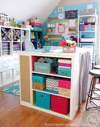 Craft Room Table Ideas And So Much More The Country Chic Cottage