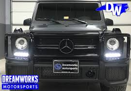 100 Kelly Car And Truck Oubre Mercedes G63 Dreamworks Motorsports