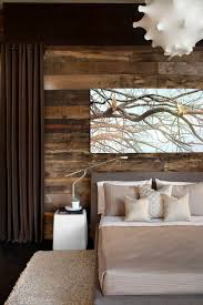 deco ideas bedroom wallcovering wood brown photo poster