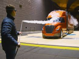 Navistar's Prototype Catalist Truck Takes The Aerodynamic Challenge ...