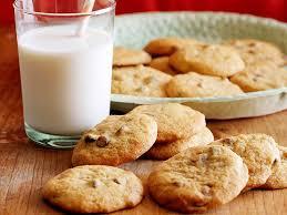 Healthy Chocolate Pumpkin Desserts by Pumpkin Chocolate Chip Cookies Recipe George Duran Food Network