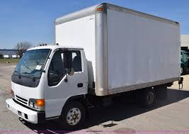 100 Npr Truck 1995 Isuzu NPR Box Truck Item K4444 SOLD April 6 Vehicl