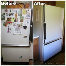 Can I Spray Paint My Fridge