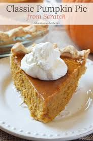 Keeping Pumpkin Pie Crust From Burning by Classic Pumpkin Pie From Scratch Adventures Of Mel