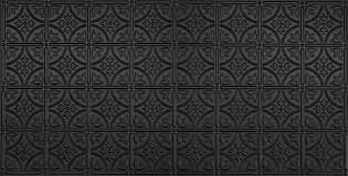 Cheap Black Ceiling Tiles 2x4 by Easy Install Tin Ceiling Tiles Save Money