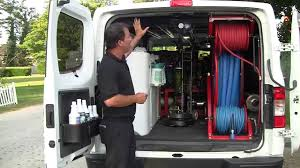 How To Set-up A Carpet Cleaning Truck By Rob Allen - YouTube