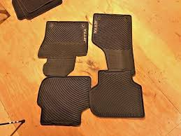 used volkswagen floor mats carpets for sale