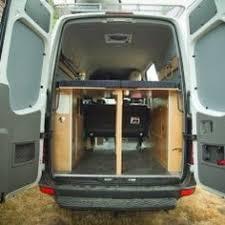 Sprinter Van Loft Bed
