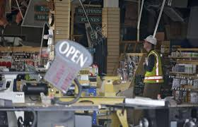 10 Businesses Condemned, 129 Damaged As Owners Assess What Comes ...