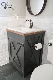 Small Bathroom Vanities With Makeup Area by Best 25 Small Bathroom Vanities Ideas On Pinterest Powder Room