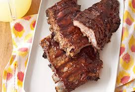 comment cuisiner des cotes de porc la cuisson des côtes levées kraft canada