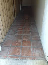 saltillo tile cleaning california tile restoration