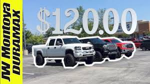 Ridiculous How Much We Spent On Our Trucks... - Clipzui.com