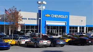 Rick Hendrick Chevrolet Duluth Chevrolet Service Center