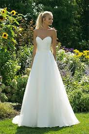 Flirty and Fun Wedding Dresses