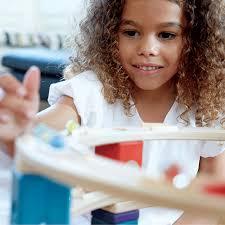 Hape Kitchen Set Nz by Hape Quadrilla Wooden Marble Run Track Maze Toy Construction