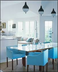 Blue Dining Room Chair Covers
