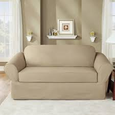 Sure Fit Scroll T Cushion Sofa Slipcover by T Cushion Sofa Cover 2 Piece Best Home Furniture Design