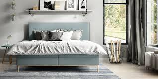 skandinavisch einrichten tipps fürs schlafzimmer schlaraffia