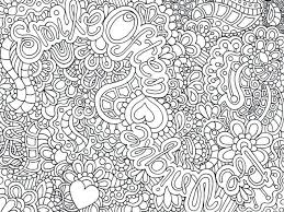 Abstract Coloring Pages For Teenagers Difficult Disney Channel