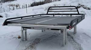 Sled Deck Ramp Width by Page 63048 New 2016 Full Lotus Recreational Decks Short Sled Deck