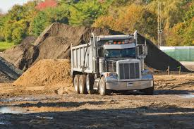 100 Tri Axle Dump Trucks Resource Industries LLC Truck Rental Image ProView