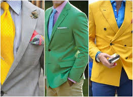 colour combinations for clothes the idle man