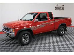 100 1995 Nissan Truck Pickup For Sale ClassicCarscom CC1012866