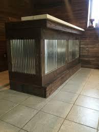 Portable Patio Bar Ideas by Rustic Wooden Pallet Bar U2026 Pinteres U2026