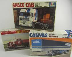 100 Model Semi Truck Kits Italeri 124 Model Kits Price Estimate 0 0 Golding Young
